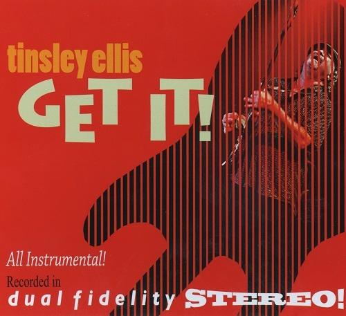 Tinsley Ellis - Get It! (2013)