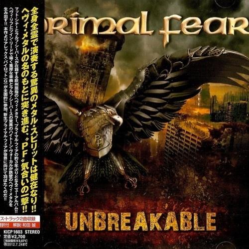 Primal Fear - Unbrеаkаblе [Jараnesе Editiоn] (2012)