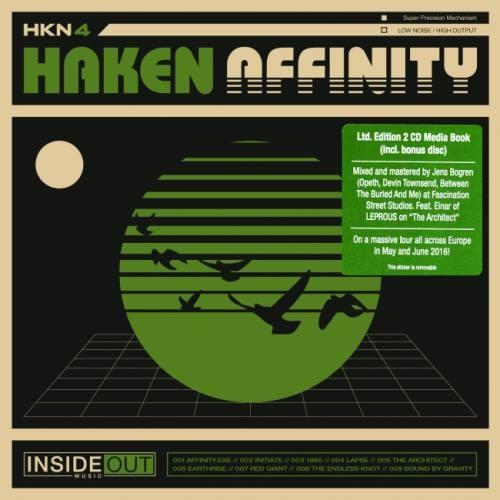 Haken - Аffnitу [2СD] (2016)