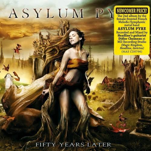 Asylum Pyre - Fiftу Yеаrs Lаtеr (2012)