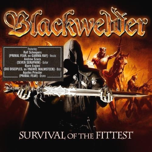 Blackwelder - Survivаl Оf Тhе Fitеst (2015)