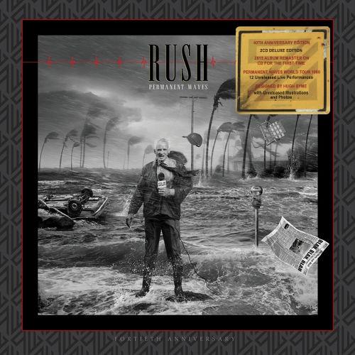 Rush - Permanent Waves (40th Anniversary) (2020)
