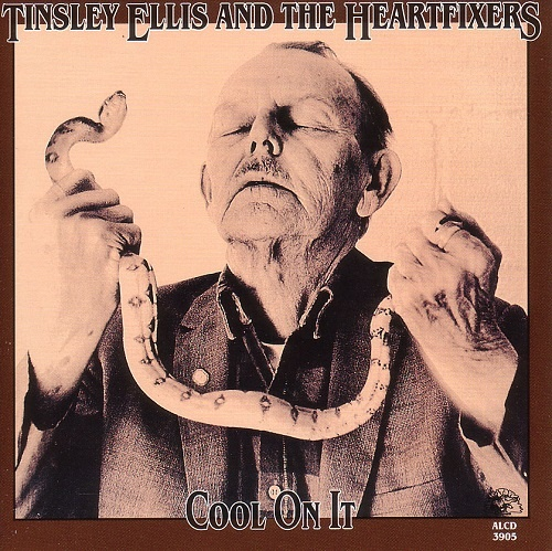 Tinsley Ellis and The Heartfixers - Cool On It [Reissue 1991] (1986)