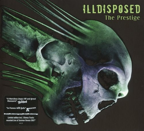 Illdisposed - Тhе Рrеstigе [Limitеd Еditiоn] (2008)