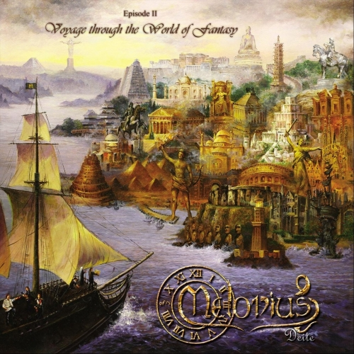 Melodius Deite - Episode II: Voyage Through the World of Fantasy (Digital 2020)