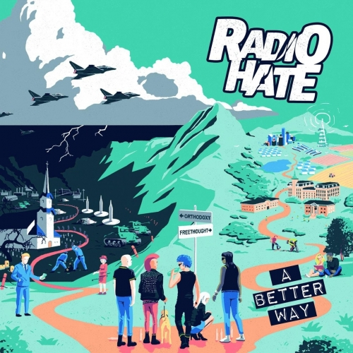 Radio Hate - A Better Way (2020)