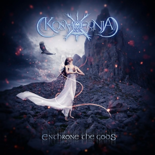Kosmogonia - Enthrone the Gods (2020)