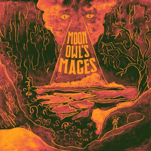 Moon Owl's Mages - Skelly Bones and the Flaming Crown (2020)