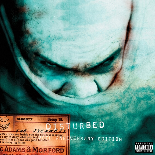 Disturbed - The Sickness (20th Anniversary Edition) (2020)