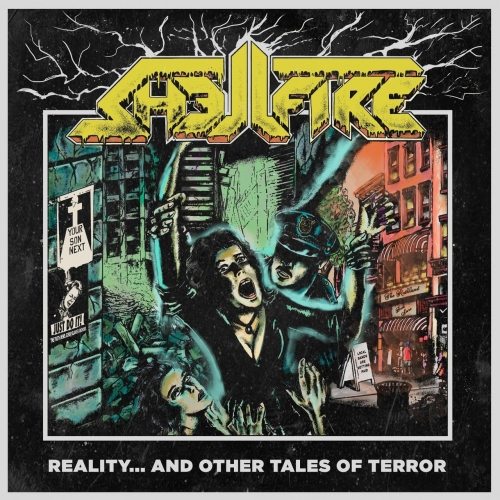 Shellfire - Reality... and Other Tales of Terror (2020)