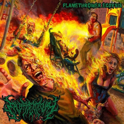 Embryectomy - Flamethrower Ecdysis (2020)