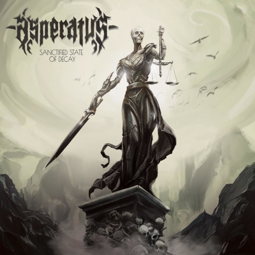 Asperatus - Sanctified State of Decay (EP) (2020)