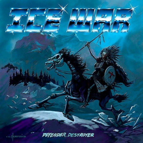 Ice War - Defender, Destroyer (2020)