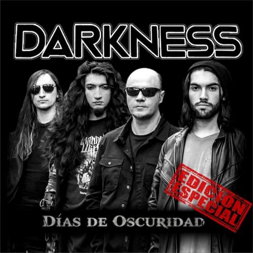Darkness - Dias de Oscuridad, Pt. 1 (EP) (2020)