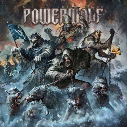 Powerwolf - Best of the Blessed (Deluxe Version) (2020)