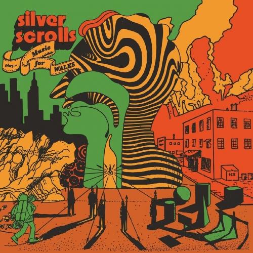 Silver Scrolls - Music for Walks (2020)