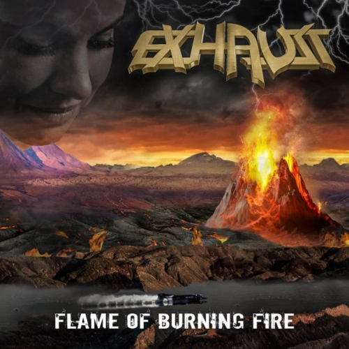 Exhaust - Flame of Burning Fire (2020)