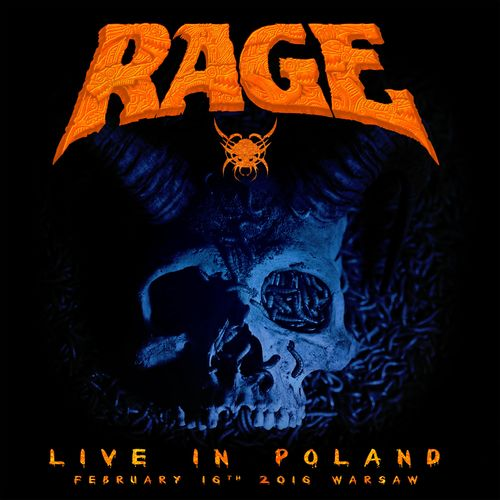 Rage - Live in Poland (Live, Warsaw, February 16th 2016) (2020)