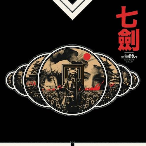 Black Elephant - Seven Swords (2020)