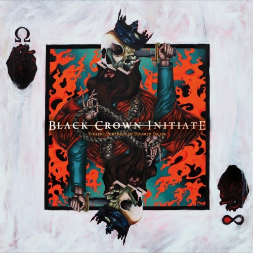 Black Crown Initiate - Violent Portraits of Doomed Escape (2020)