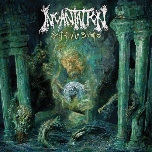Incantation - Discography (1992-2020)