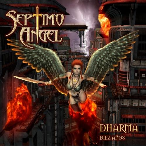 Septimo Angel - Dharma 10 años (2020)