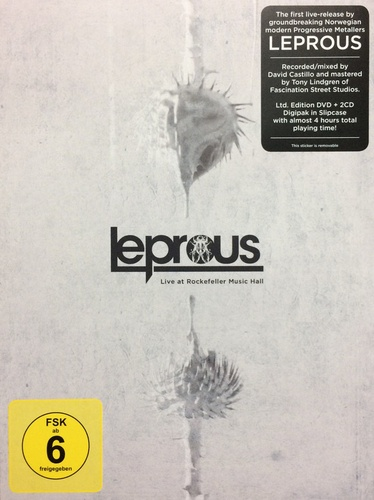 Leprous - Live At Rockefeller Music Hal (2016) (DVD9)