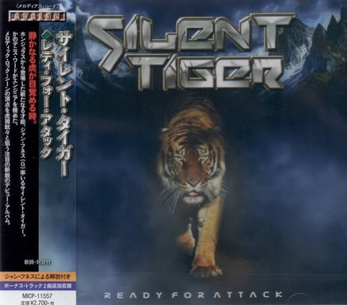 Silent Tiger - Ready For Attack [Japanese Edition] (2020)