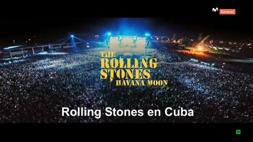 The Rolling Stones - Live in Cuba (2016)