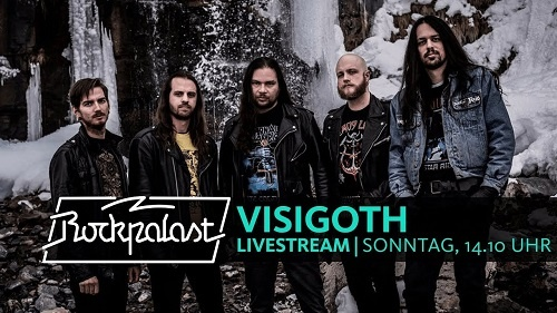 Visigoth - Rock Hard Festival, Rockpalast (2019)