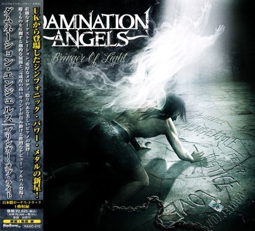 Damnation Angels - Вringеr Оf Lgiht [Jараnеsе Еditiоn] (2012)