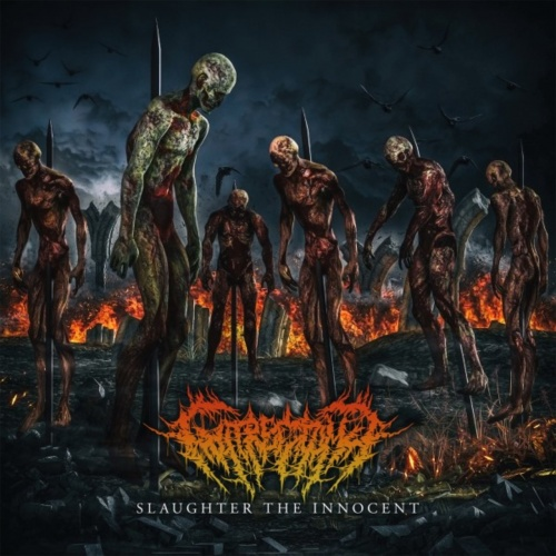 Gutrectomy - Slaughter the Innocent (EP) (2020)