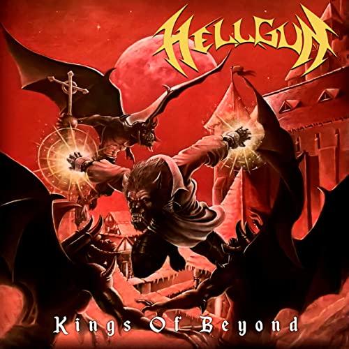 Hell Gun - Kings of Beyond (2020)