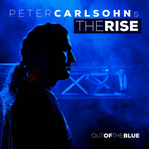 Peter Carlsohn's The Rise (Jerusalem) - Out of the Blue (2020)
