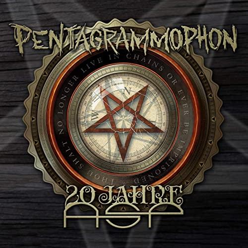 ASP - Pentagrammophon / 20 Jahre ASP, Das Jubiläumskonzert (2020)