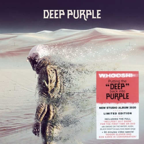 Deep Purple - Whoosh! (2020) + DVD