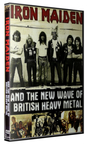 Iron Maiden And The New Wave Of British Heavy Metal (2008) (DVD9)