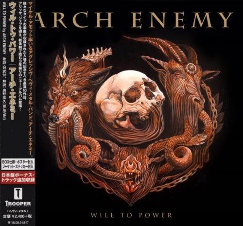 Arch Enemy - Will То Роwеr [Jараnеsе Еditiоn] (2017)