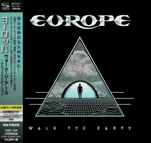Europe - Wаlk Тhе Еаrth [Jараnеsе Еditiоn] (2017)