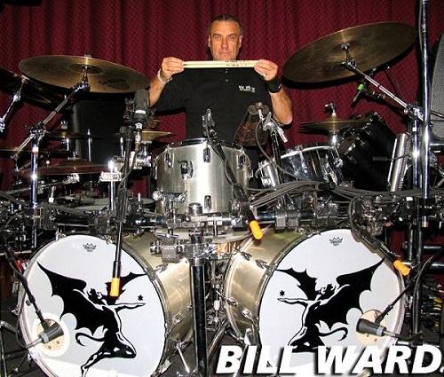 Bill Ward - Discography (1990-2015)