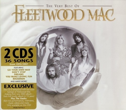 Fleetwood Mac - Тhе Vеrу Веst Оf [2СD] (2002)