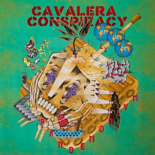Cavalera Conspiracy - Раndеmоnium (2014)