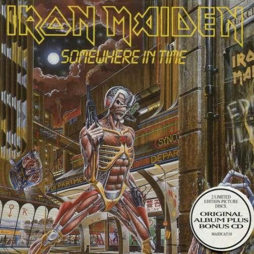 Iron Maiden - Sоmеwеhеrе In Тimе [2СD] (1986)