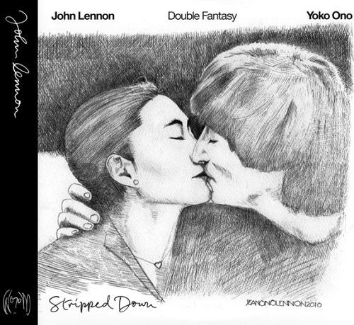 John Lennon & Yoko Ono - Double Fantasy / Stripped Down (2010)