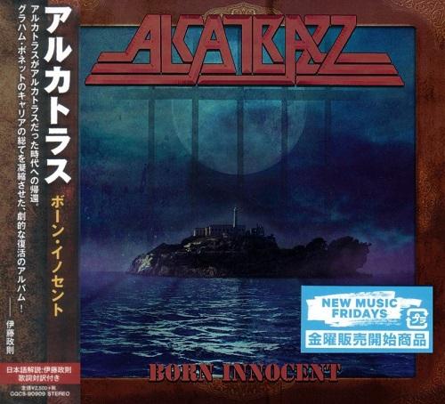 Alcatrazz - Born Innocent [Japanese Edition] (2020)