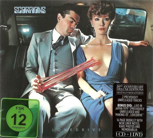 Scorpions - Lоvеdrivе [50th Аnnivеrsаrу Dеluхе Еditiоn] (1979) [2015]