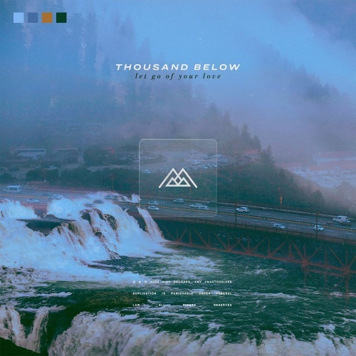 Thousand Below - Let Go Of Your Love (EP) (2020)