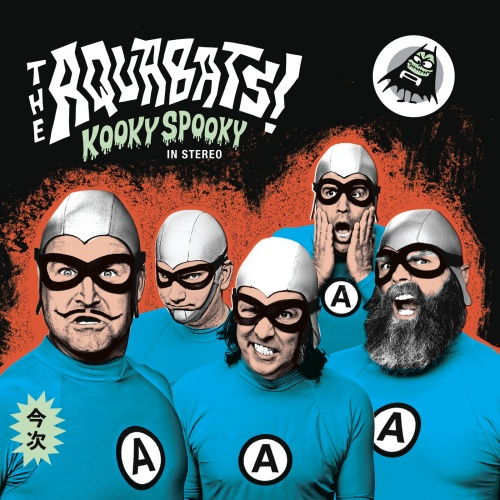 The Aquabats! - Kooky Spooky... in Stereo! (2020)