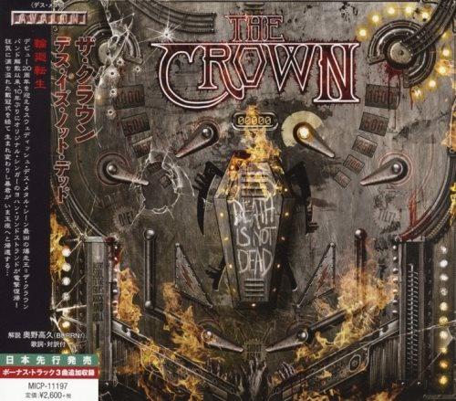 The Crown - Dеаth Is Nоt Dеаd [Jараnеsе Еditiоn] (2015)