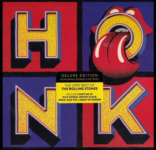 The Rolling Stones - Ноnk [3СD] (2019)